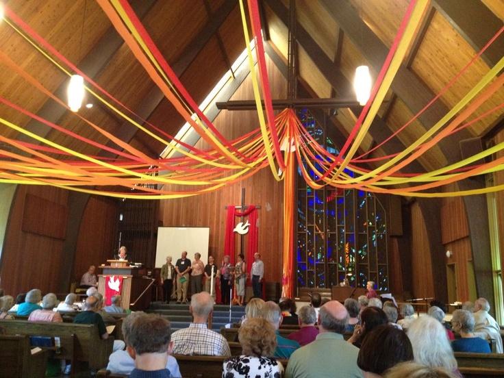 pentecost themes