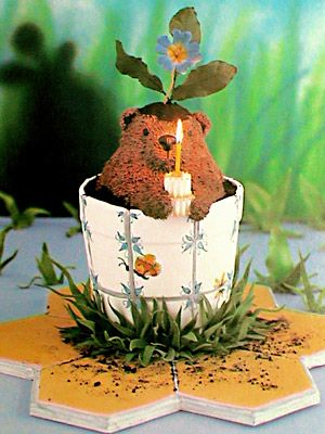 Groundhog Day | Cakes & cupcakes | Pinterest