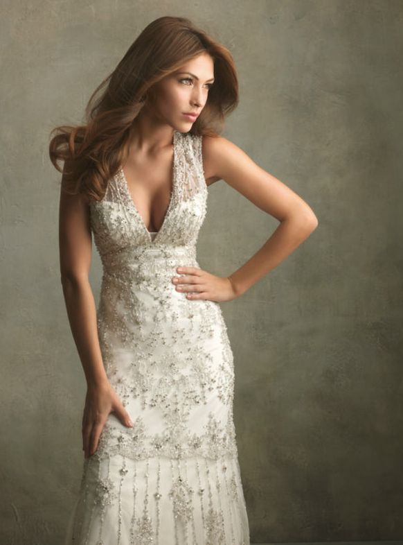 Wedding Dresses 1920s Style : S style wedding dress finding the one