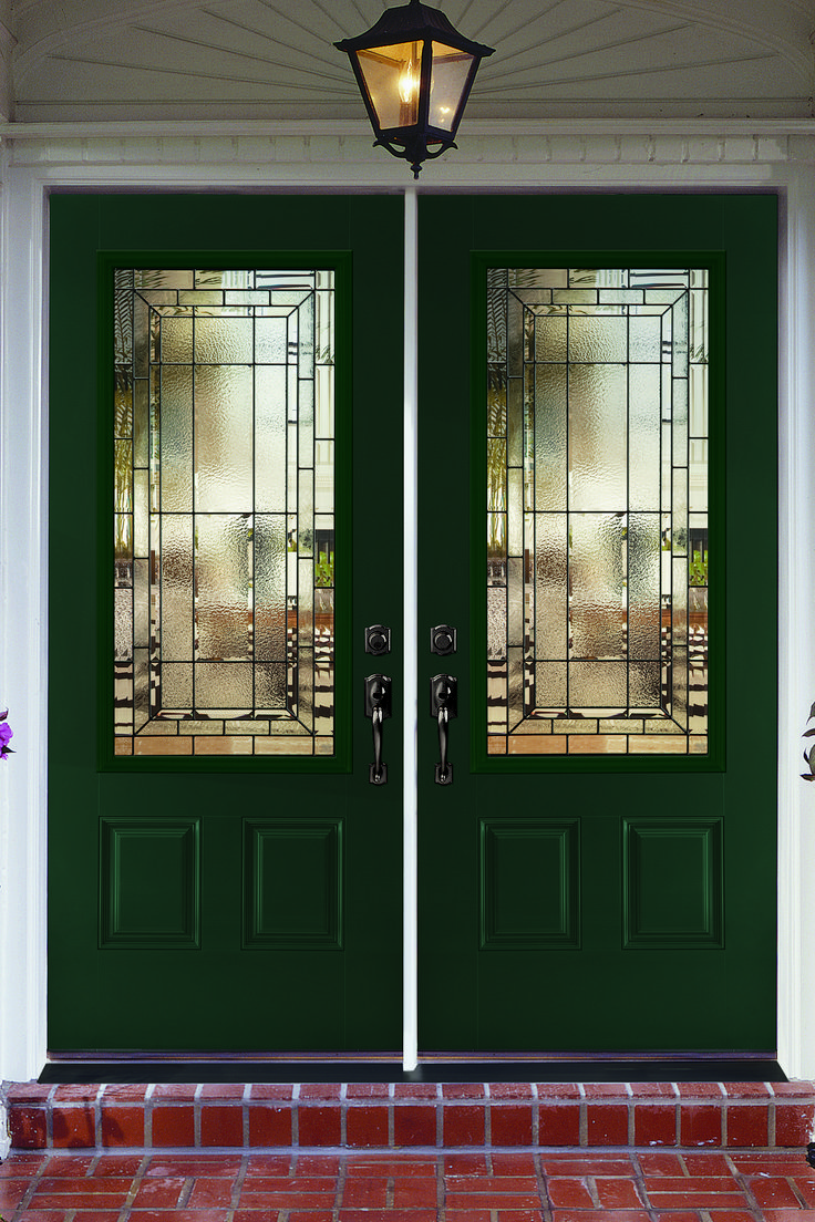 Pin by the home depot on make an entrance pinterest for Home depot entrance doors