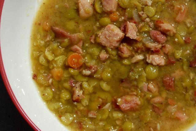 Split Pea and Ham Soup | Yummo Soups, Stews, Noodle-Rice bowls plus M ...