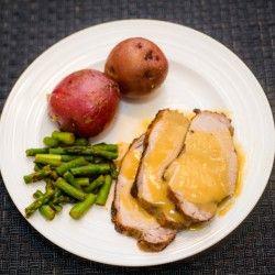 Mustard Maple Pork Tenderloin | Carnivore Cravings | Pinterest