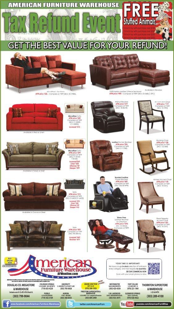 American Furniture 3 3 12 Furniture Ads Pinterest