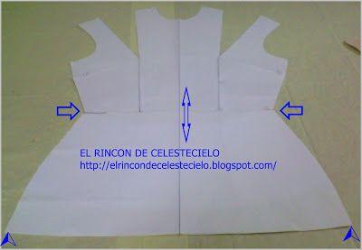 El Rincon De Celestecielo: Blusas | COSTURA | Pinterest