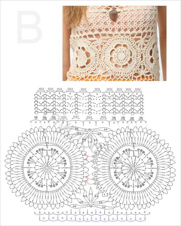 Best Crochet Pattern Maker : MyPicot Free crochet patterns DIY Clothes Pinterest