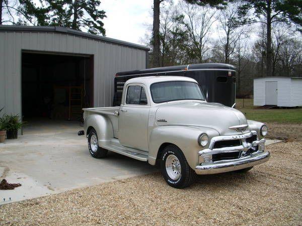 54 Chevy P/U