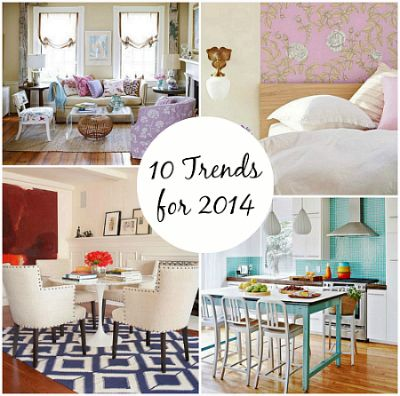 Which Decorating Trends Do You Love (or Loathe) for 2014? - I will ...