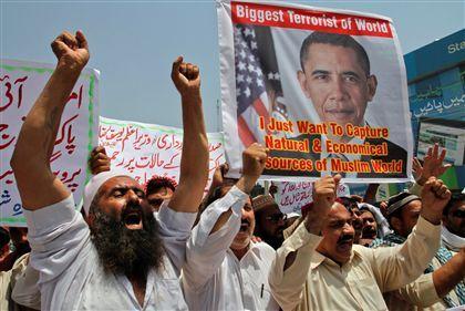 ... Qaeda pede aos muçulmanos que se unam para fechar embaixadas dos EUA