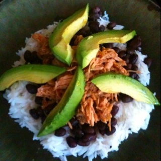 Slow Cooked Sweet Barbacoa Pork | Yum! | Pinterest