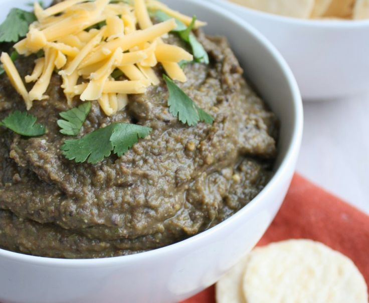 ... polo season and any get togethers we may have msd spicy black bean dip