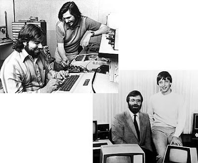 an overview of the work of steve wozniak steve jobs bill gates and paul allen Reddit gives you the best of the internet in  woz did the work and jobs did the sales pitches and phone  both steve jobs and bill gates were born in.