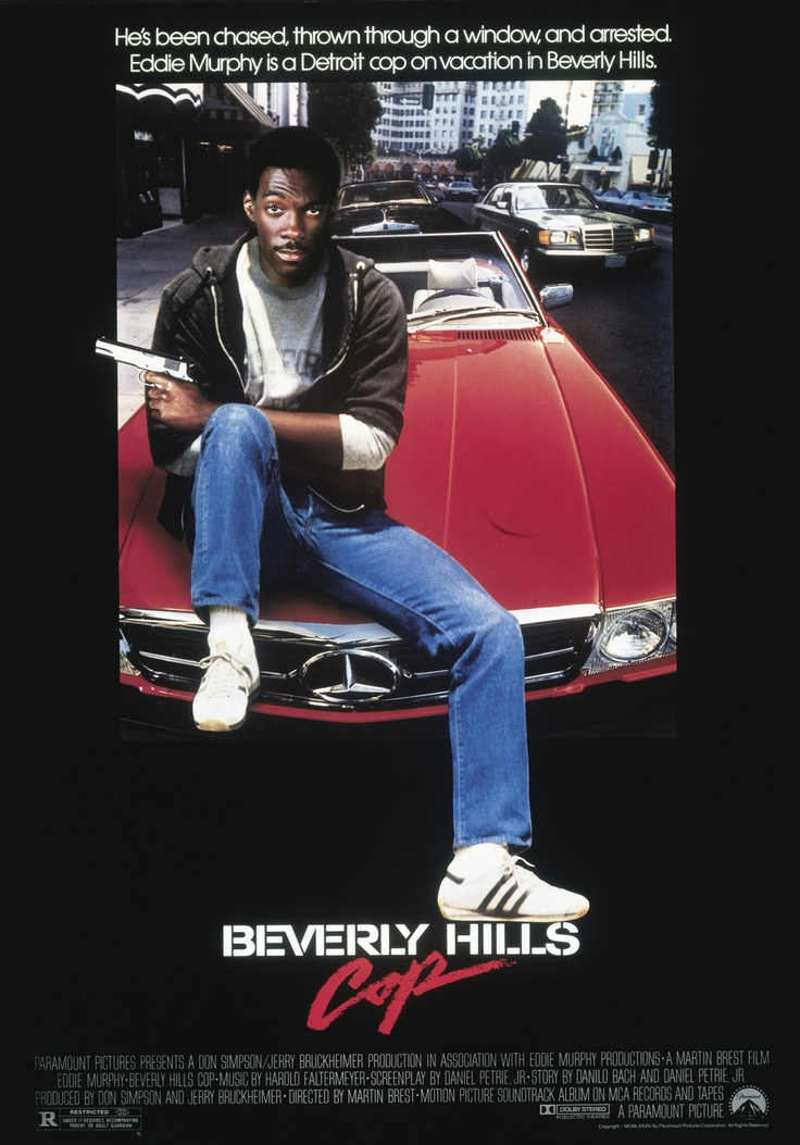 Beverly Hills Cop Movie Funny