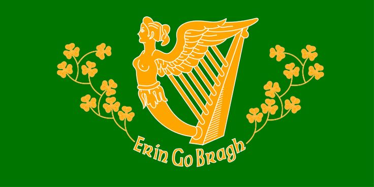 flag or ireland