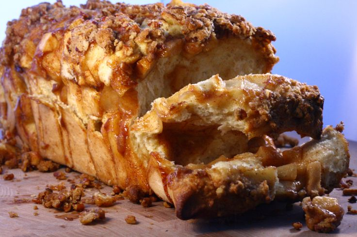 Apple Pie Bread | | Stuff to Bake | Pinterest