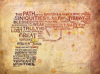 Path Of The Righteous Man Nab 119