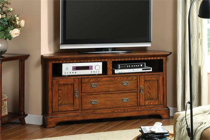corner tv stand 55 corner tv stand dark cherry tv stand cabinet