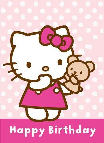 Hello Kitty | HK Birthday | Pinterest