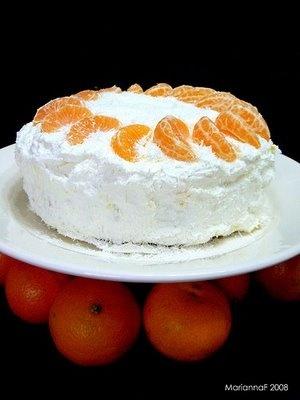ORANGE-COCONUT CAKE | Cakes Galore | Pinterest