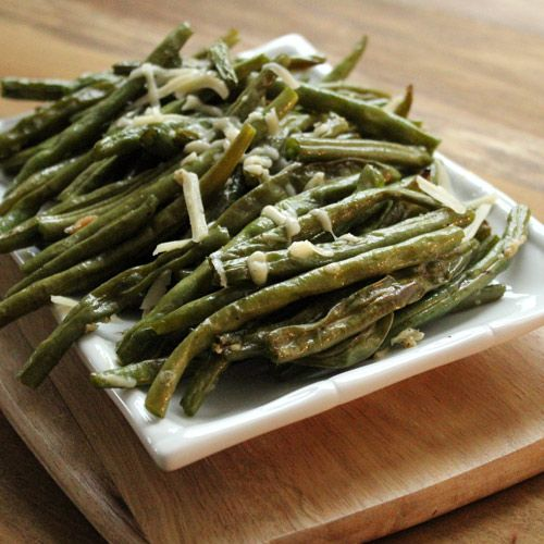 Roasted Parmesan Ranch Green Bean 2 pks of frozen whole Green beans ½ ...