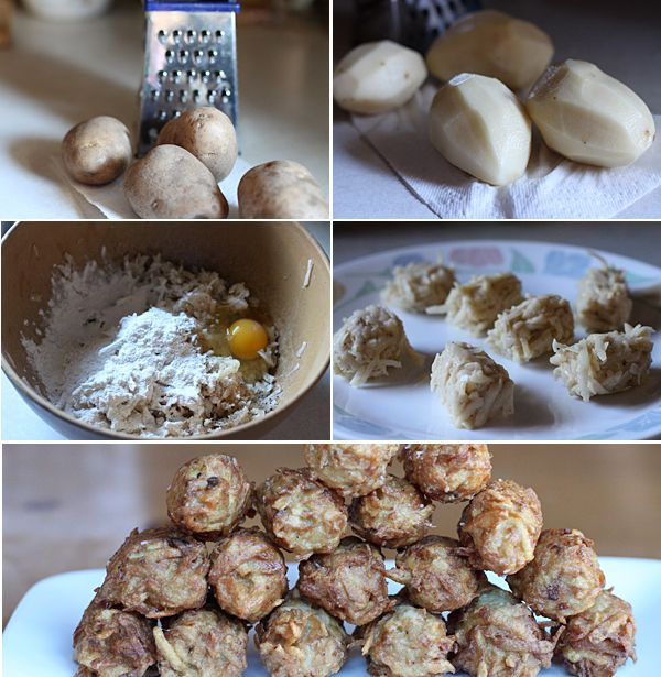 Homemade Tater Tots | Potatoes | Pinterest