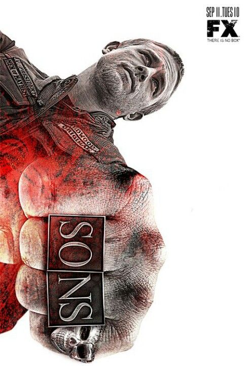 bEST Poster of Sons of Anarchy