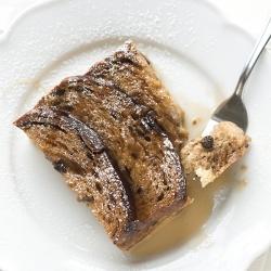 Baked Almond Custard With Cinnamon And Raisins Recipes — Dishmaps