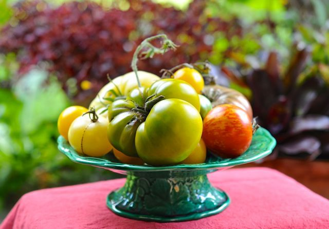 How to save seeds of heirloom tomatoes