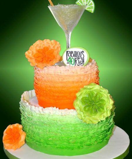 margarita cake | THE BAKERY | Pinterest