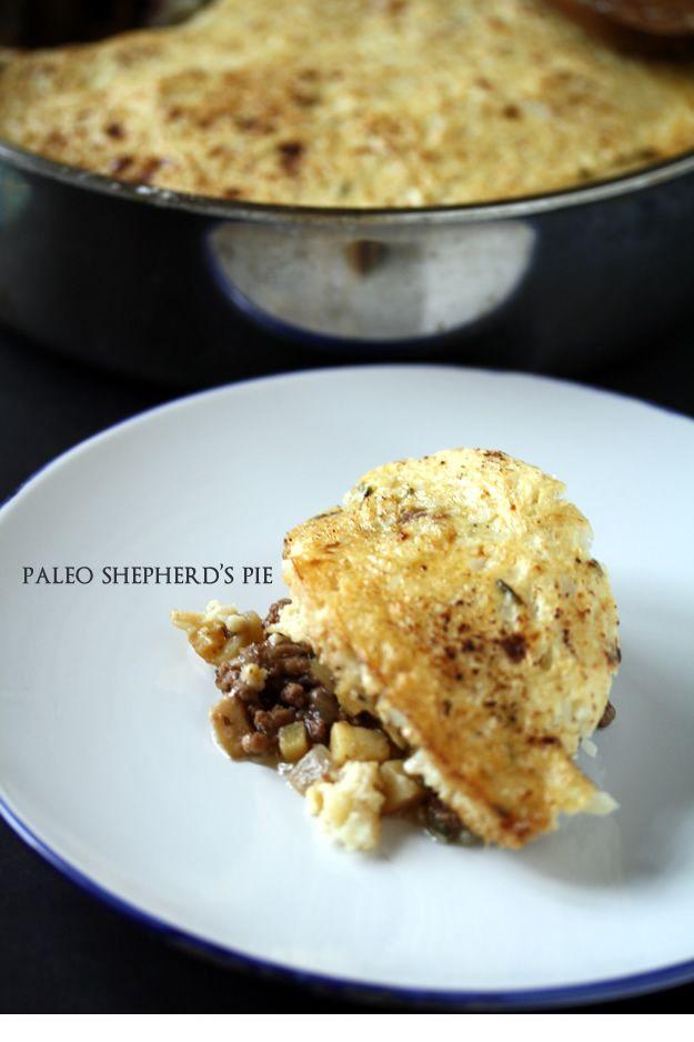 paleo shepherds pie | Paleo | Pinterest