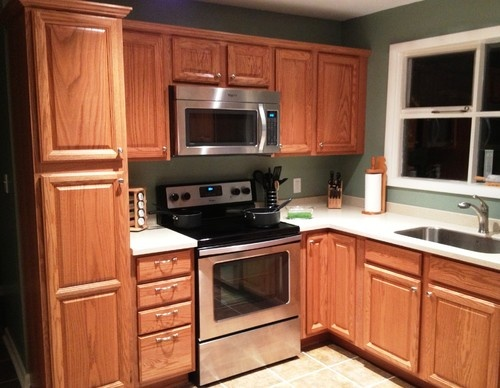 Shenandoah cabinets traditional kitchen other metro lowes of