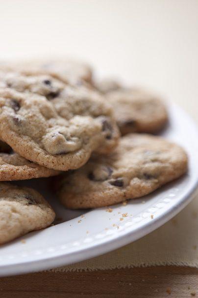 Chocolate Chip Cookies (gluten free)   GF cookies (or easily converte ...