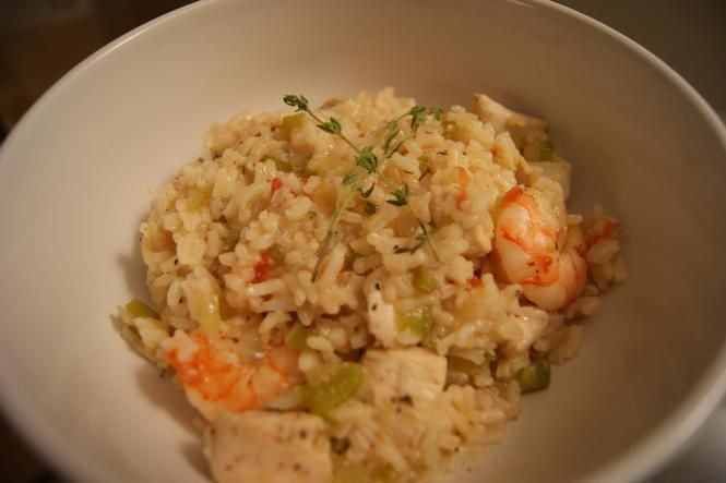 Chicken and shrimp jambalaya | Food | Pinterest