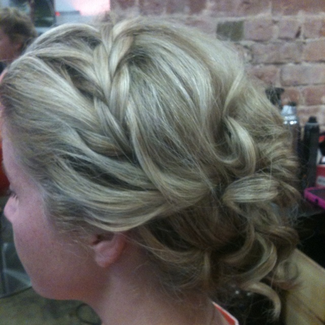 combed hairstyles : Cocktail Party Hairstyles Pinterest Picture Ideas With Long U Haircut ...