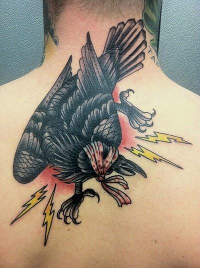 Tattoo by Justin Dion at Anatomy Tattoo in Portland,Oregon www