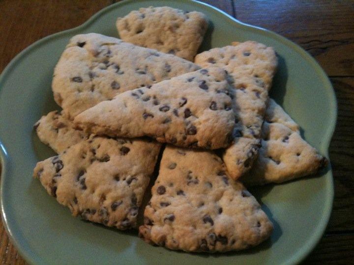 Grandma Johnson's Scones Recipes — Dishmaps