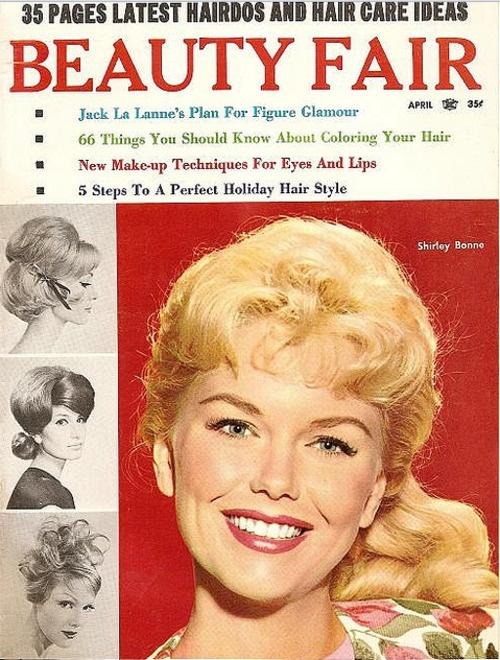 1961. Beauty Fair hairstyles
