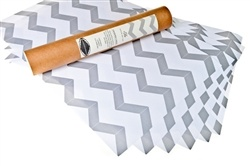 Scented Chevron Drawer Liners