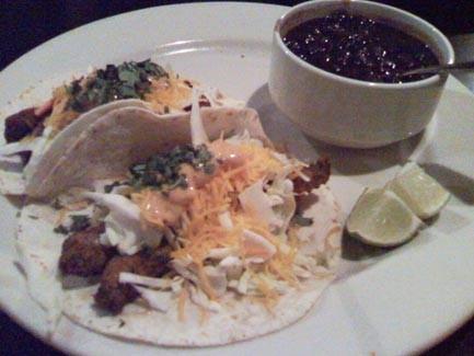 Blackened Catfish Tacos at Star Bar. #fish #tacos #catfish #cuisine # ...