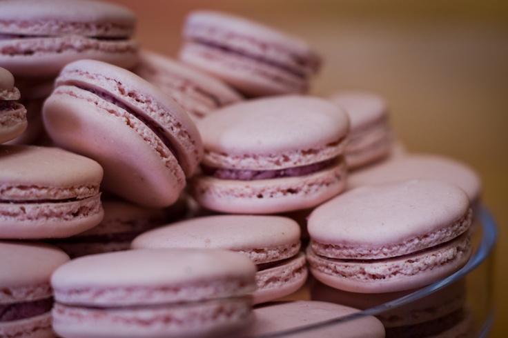 Black Cherry Macarons | Black Cherry Inspiration | Pinterest