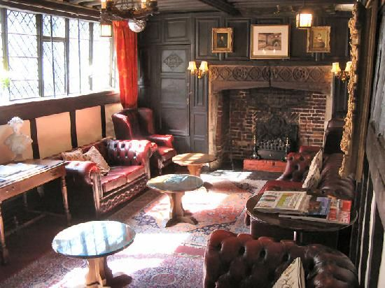 Classic Man Cave Walkthrough : Old english style the gathering place pinterest