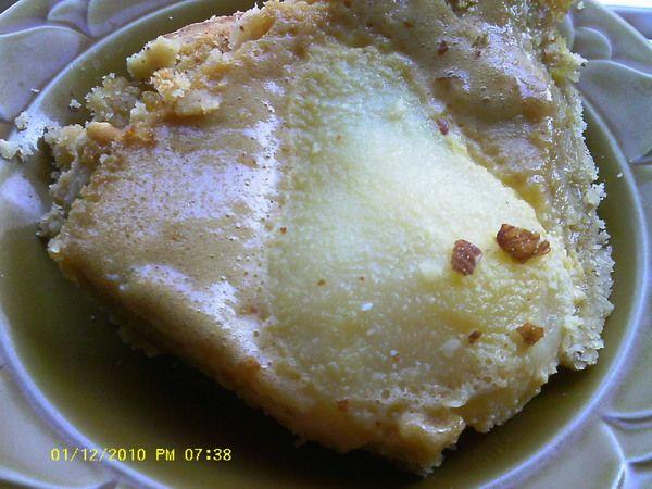 pear Tart With Almond Shortbread Crust | pie | Pinterest