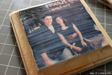 Transfer a photo onto wood diy decoupage pinterest for How do i transfer a picture onto wood