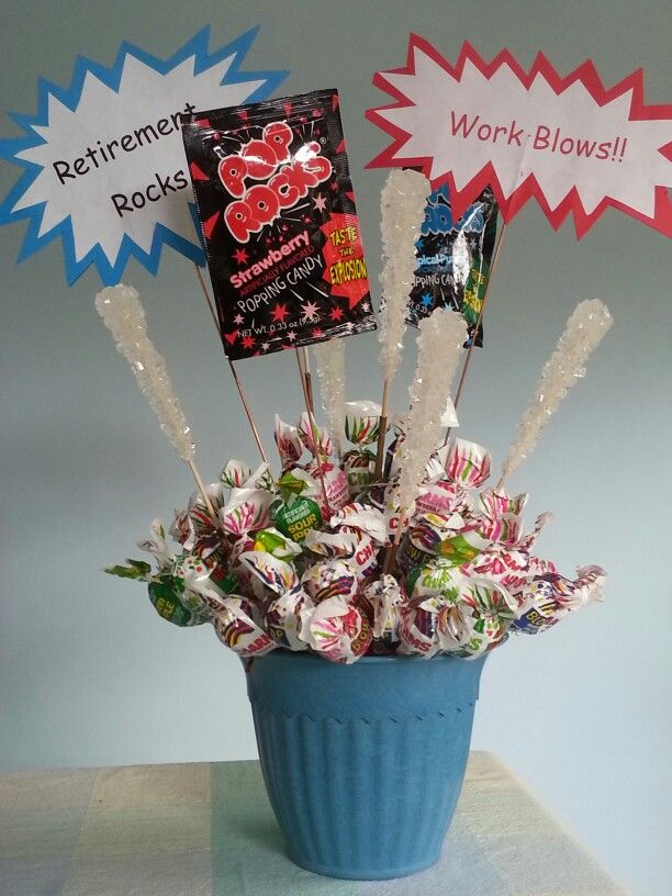 Retirement party centerpieces ideas just b use