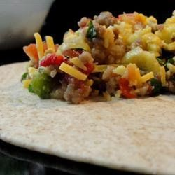 The Home Cupboard: Authentic Mexican Breakfast Tacos