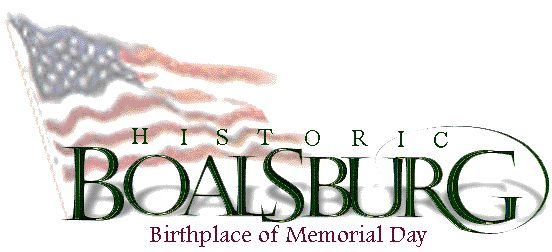 boalsburg memorial day history