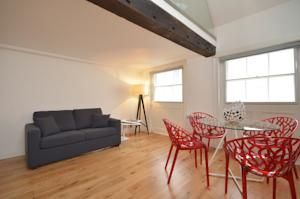 uber london leicester square loft