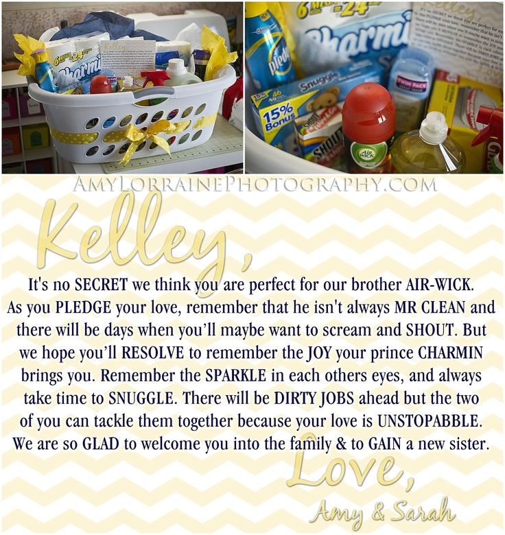 Wedding Shower Gift Diy : DIY Bridal Shower Gift gifting Pinterest