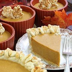 Gluten-Free Maple Pumpkin Pie - a vegan cheesecake without vegan cream ...