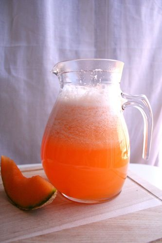 melon agua fresca | the boot | Food and Drinks | Pinterest