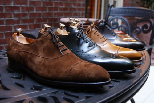 Shoes for evey occasion.